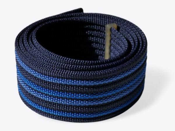 Band M blau