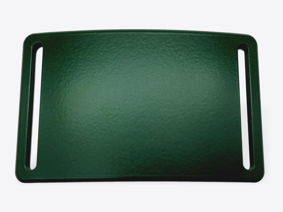 Schnalle M dunkelgrün