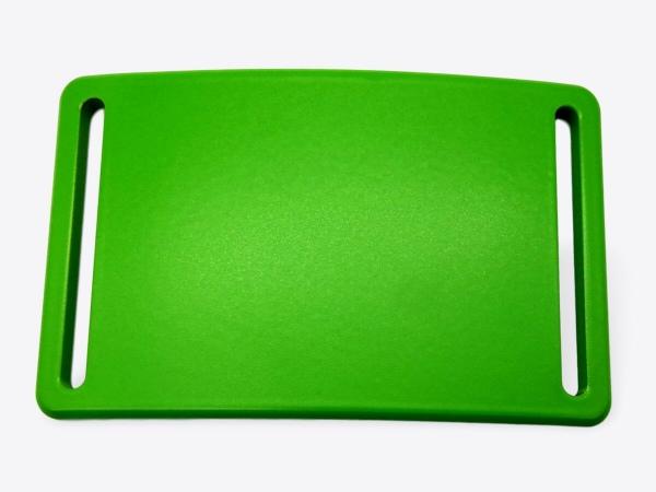 Schnalle M hellgrün