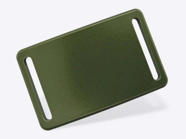 Schnalle S olivgrün