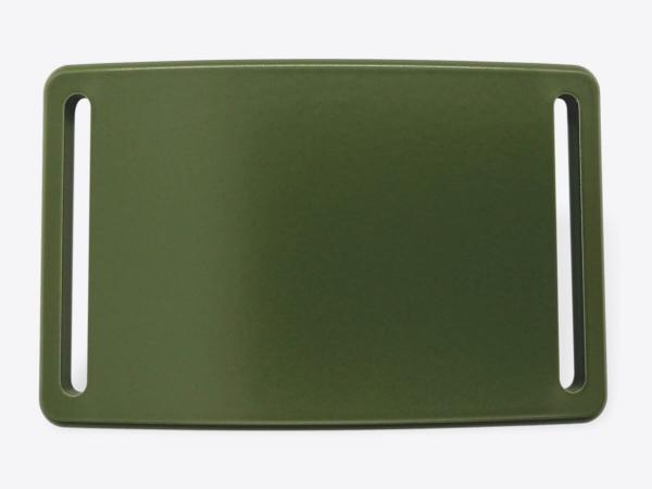 Schnalle M olivgrün