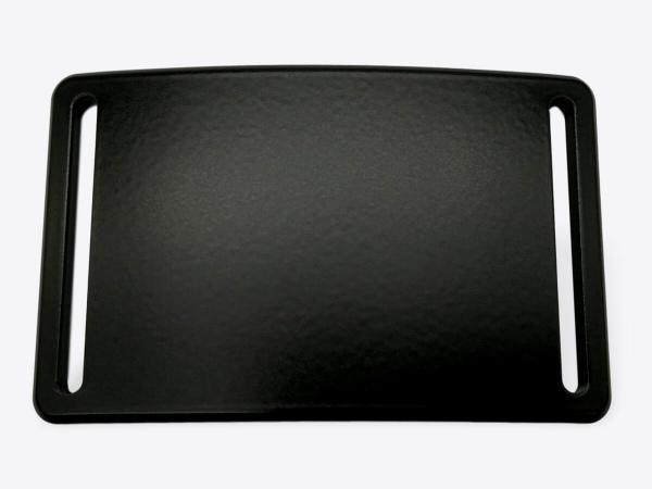 Schnalle M schwarz