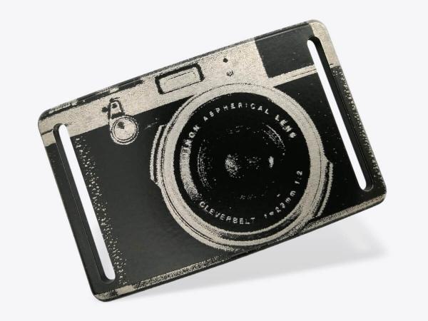 Schnalle M Fotoapparat