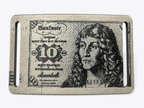 Schnalle M Geldschein