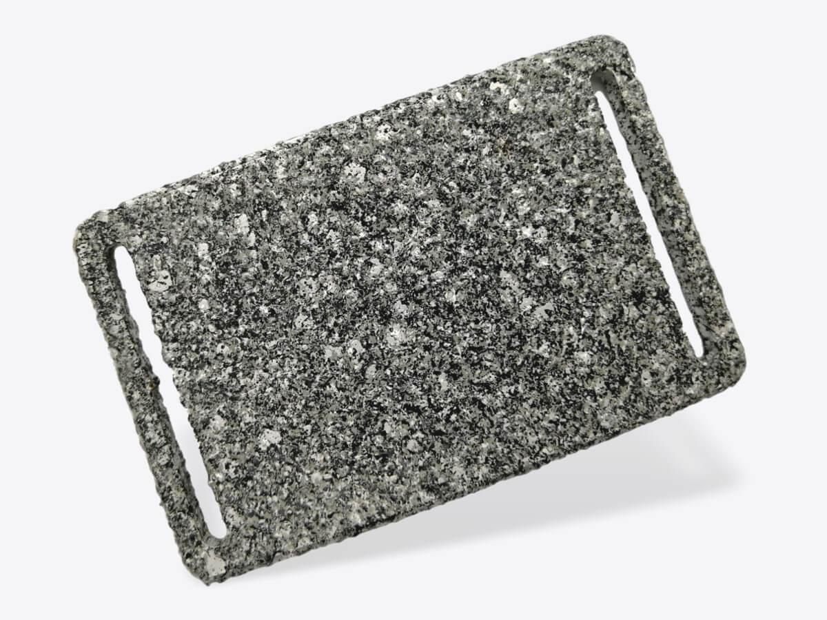 Schnalle M Granit