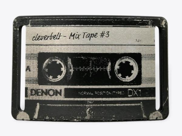 Schnalle M Musikkassette