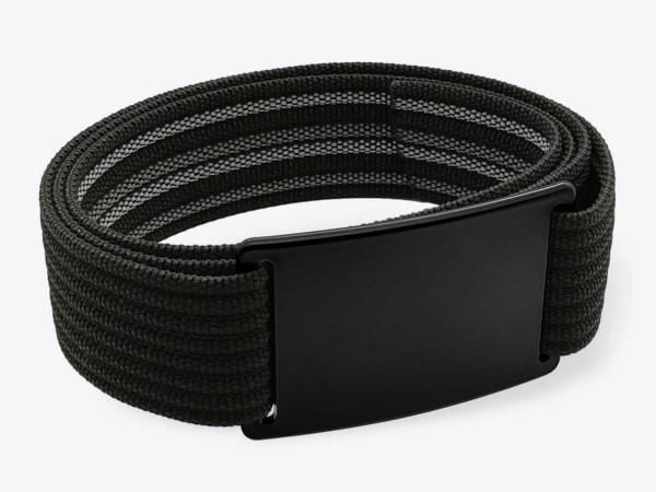 Gürtel-Set M Black Ninja