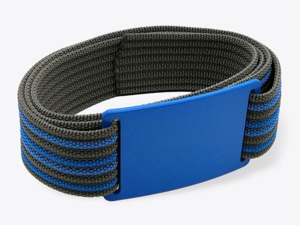 Gürtel-Set M Blue Concrete